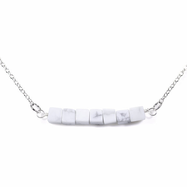 Marble Necklace Square
