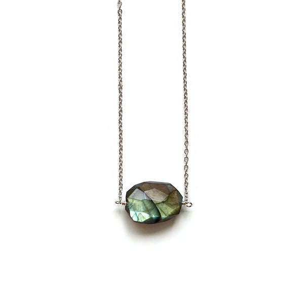 Pearlberry Jewellery Labradorite Necklace