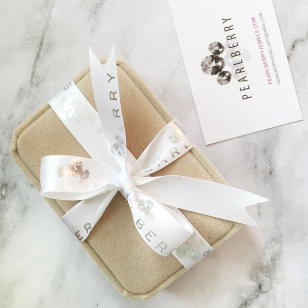 Pearlberry Jewellery Gift Packaging