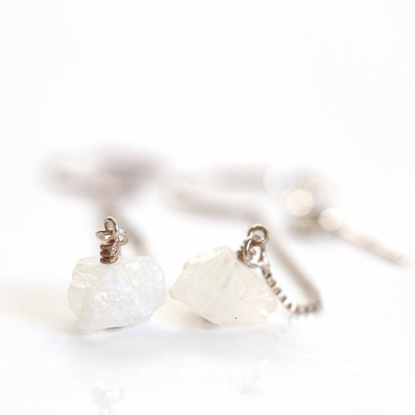 rough moonstone jewelry