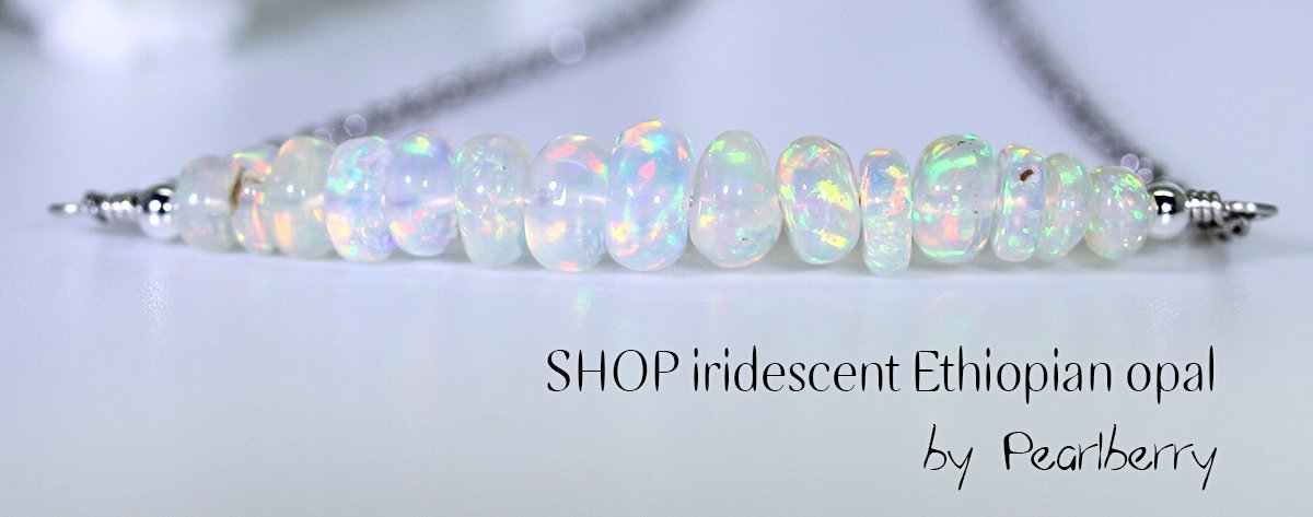 natural opal necklace pearlberry