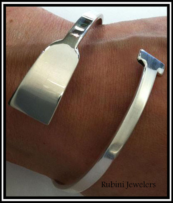 Canoe, Dragon Boat, Paddling, SUP, Kayak Bracelets and Anklets by Rubini Jewelers