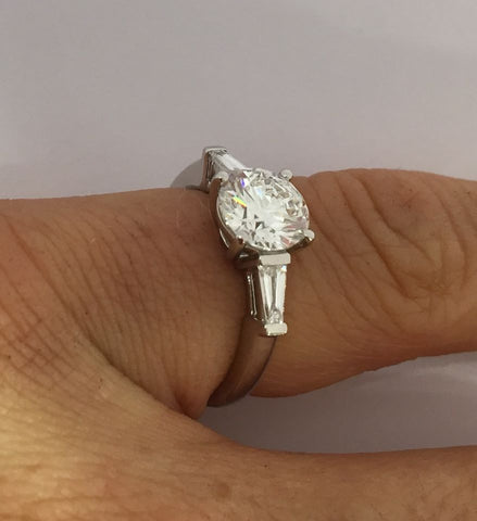Engagement Ring by Rubini Jewelers