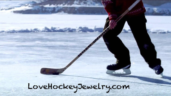 Love Hockey Jewelry by Rubini Jewelers