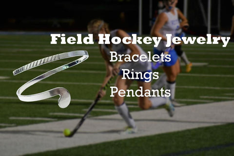 Field Hockey Jewelry by Rubini Jewelers