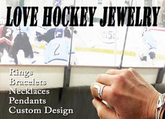 LoveHockeyJewelry.com Hockey Jewelry by Rubini Jewelers