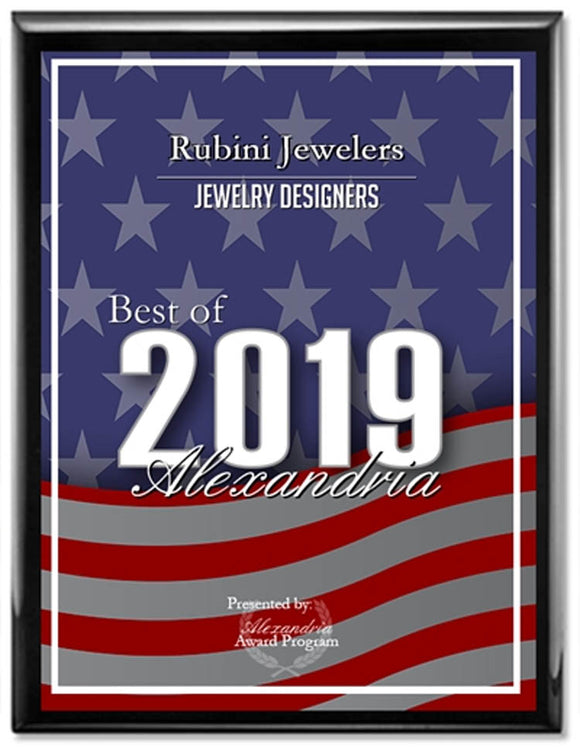 Rubini Jewelers Best of Alexandria Jewelry Designers 2019