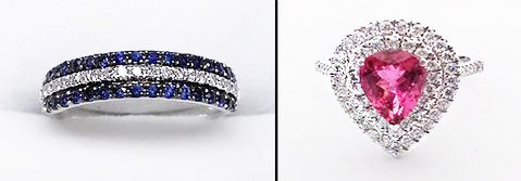 Wedding Bands and Engagement Rings at Rubini Jewelers