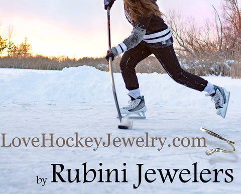 Photo by Joshua Pennock, Link to Rubini Jewelers Ice Hockey Jewelry