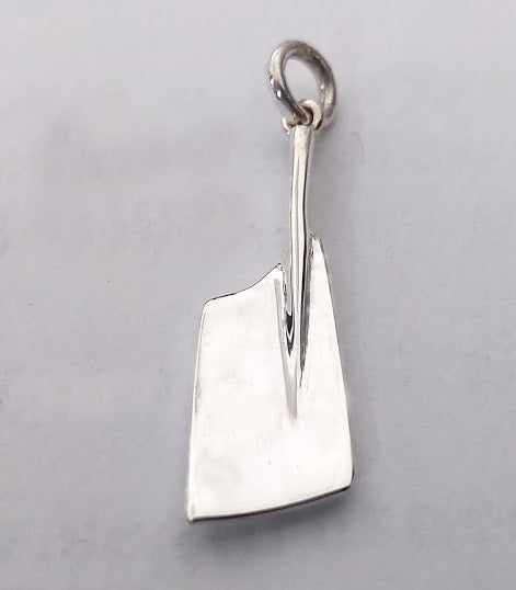 Sweet Spot Rowing Hatchet Oar Blade Charm by Rubini Jewelers