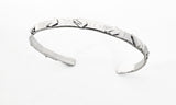 Mini Blades Cox Cuff Bracelet, by Rubini Jewelers