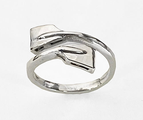 Overlapping Small Oars Adjustable Rowing Ring