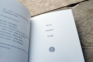 Bull · Poppy · Star by Sylvia V. Linsteadt
