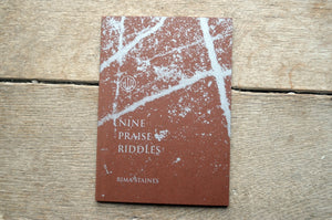 Nine Praise Riddles by Rima Staines