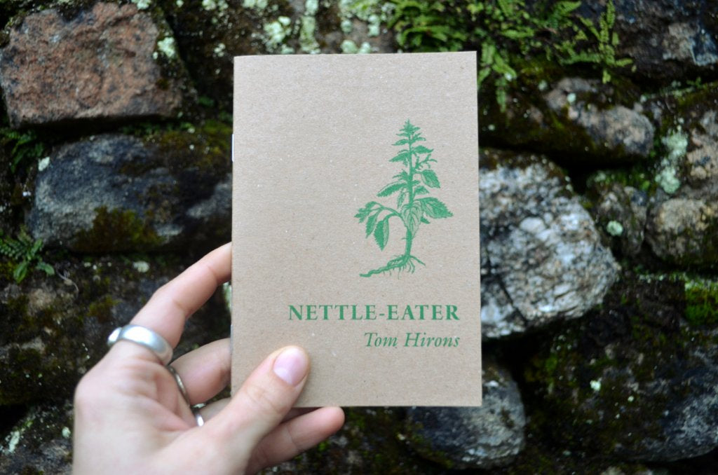 Nettle-Eater - limited edition chapbook