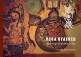 Rima Staines Postcard Book