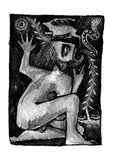 Sometimes a Wild God - set of 7 prints by Rima Staines