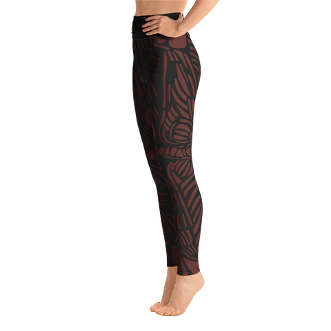 EPHORON WINE SPORT LEGGINGS - D.H. Lovefish Co.