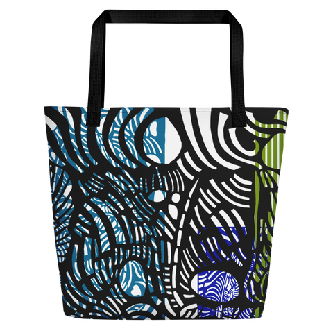 EPHORON MOSAIC BEACH TOTE v1.0 - D.H. Lovefish Co.
