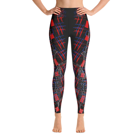 MEGALOPS HTP SPORT LEGGINGS - D.H. Lovefish Co.
