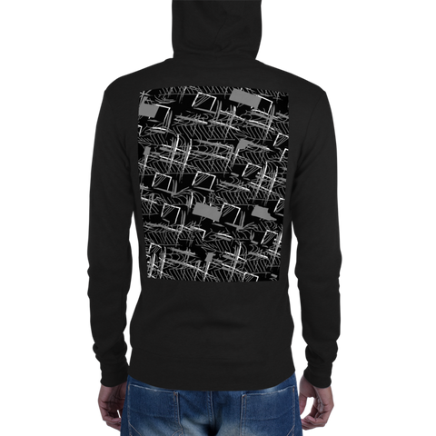 MEN'S HTP Med Weight Hoody - D.H. Lovefish Co.