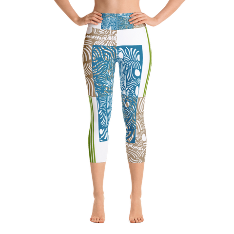 EPHORON RAVE SPORT CAPRI LEGGINGS - D.H. Lovefish Co.
