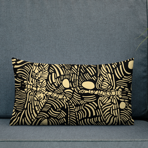 EPHORON LIMITED EDITION LUMBAR PILLOW - D.H. Lovefish Co.