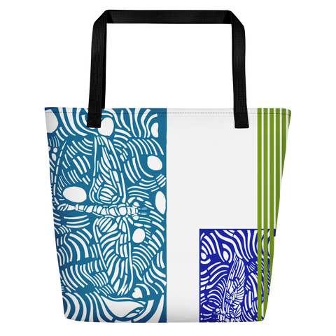 EPHORON RAVE BEACH TOTE v1.0 - D.H. Lovefish Co.