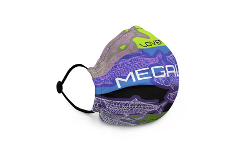 Megalops Milano Face Mask