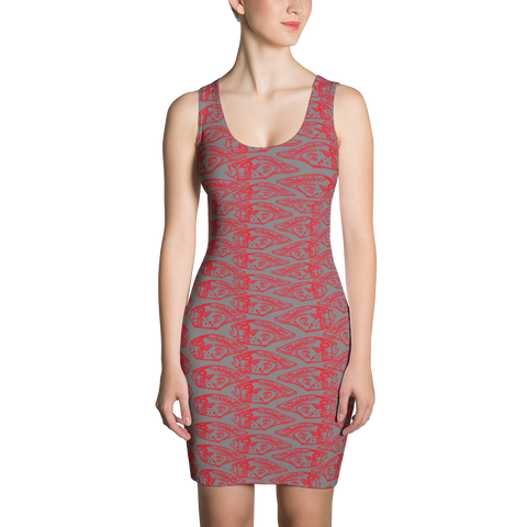 Tunny K.E.D. Dress - D.H. Lovefish Co.