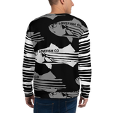 STRIPER LOVE SWEATSHIRT - D.H. Lovefish Co.