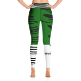 STRIPER LOVE SPORT LEGGINGS - D.H. Lovefish Co.