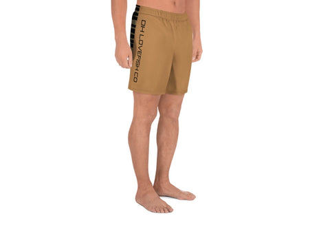 MEN'S ONE PANEL SPORT SHORTS - D.H. Lovefish Co.
