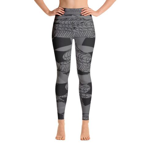 MEGALOPS CANDY SPORT LEGGINGS - D.H. Lovefish Co.