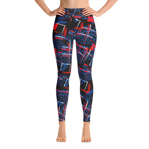 HTP VARIANT SPORT LEGGINGS - D.H. Lovefish Co.