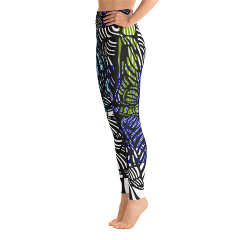EPHORON MOSAIC SPORT LEGGINGS - D.H. Lovefish Co.