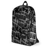 HASTAG PLAID BACKPACK - D.H. Lovefish Co.
