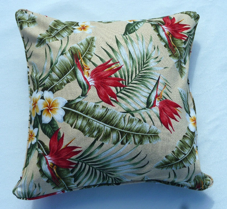 Maunawili Pillow Cover (Natural)