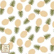 Knit Custom - Pineapple