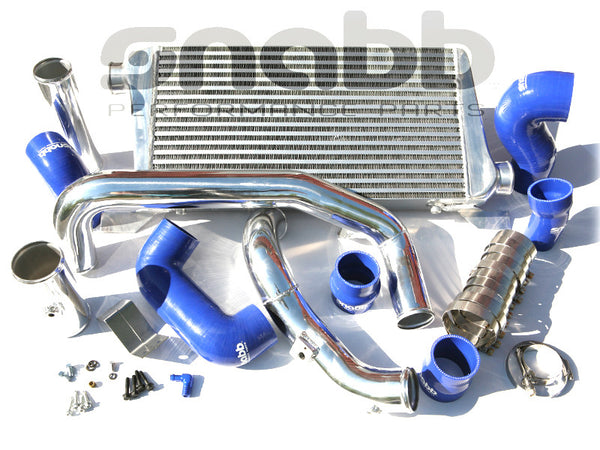 SNABB VOLVO S60R V70R ULTIMATE BIG INTERCOOLER KIT-03-05 V-BAND Part Number FMK-BP2.5