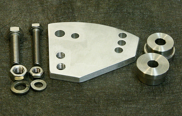 Short Throw Shifter Plate 850, S/V/C70 (No bushings)