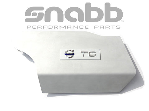 Volvo 3.0L T6 Aluminum Engine Cover