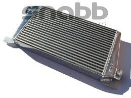 "VOLVO INTERCOOLER 22"" x 9"" x 3"""