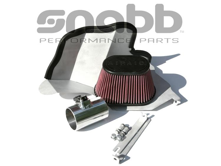 Photo of Volvo 3.0L T6 High flow intake kit with MAF