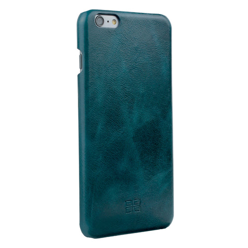 iPhone 6 Plus Leather Cover, iPhone 6s Plus Leather Case, The Best Case for iPhone in Vessel Teal