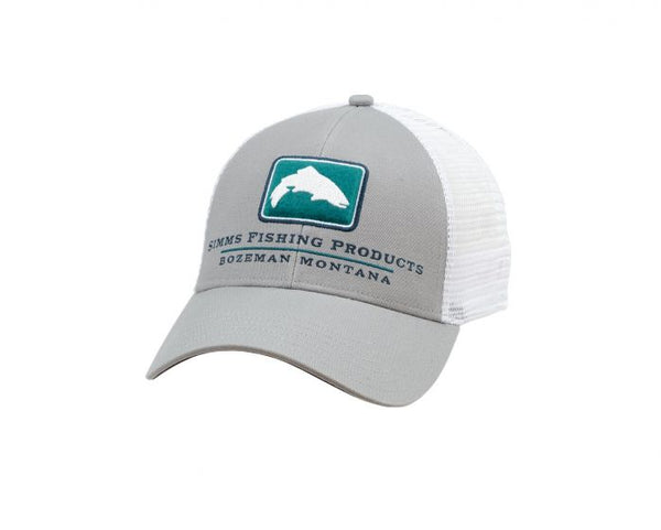 Trout Icon Trucker