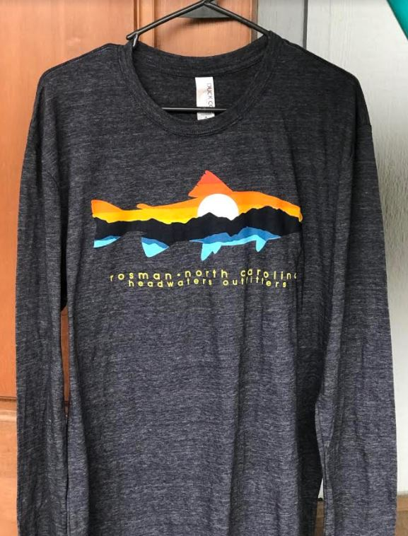 Mountain Trout LS at Headwaters Outdoors