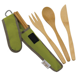 Reusable Bamboo Utensil Set