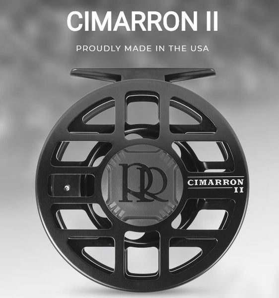 Cimarron II Reel by Ross