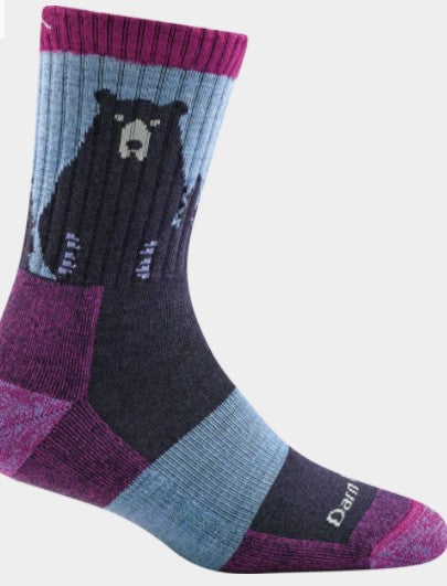 Bear Town Micro Crew Light Weight Cushion